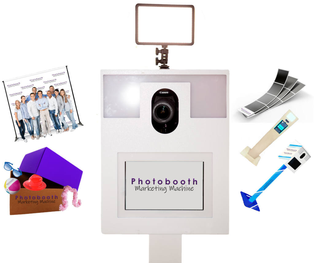 Photobooth Marketing Machine